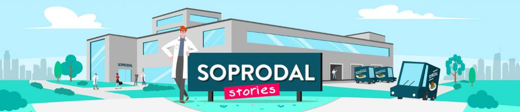La saga Soprodal, imaginée par Keendoo