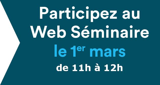 Participez au web-séminaire Keendoo du 1er mars 2019.