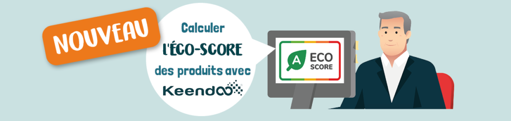 Nouveau : Keendoo intègre le calcule l'Éco-score